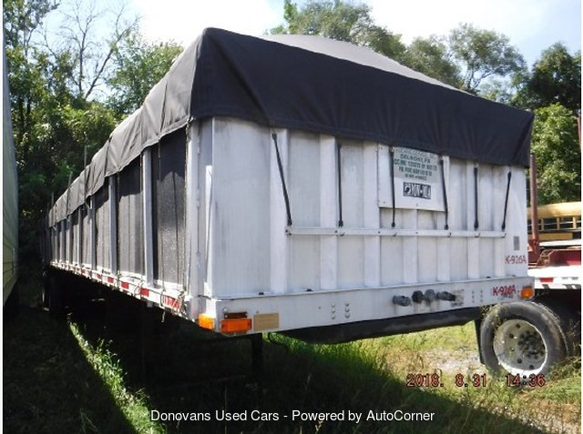 "2005 Transcraft 48' 102"" Combo Flatbed"