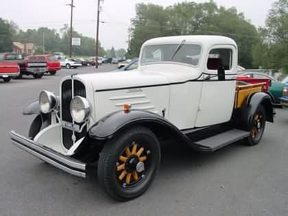 1930 Franklin Pickup