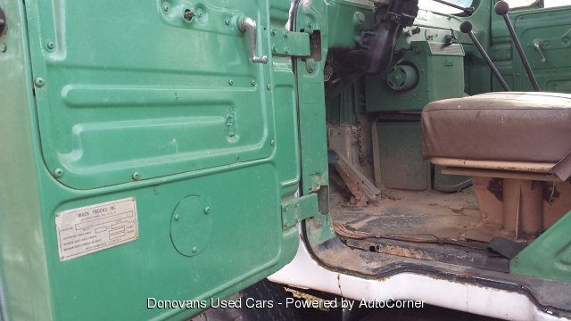 1968 Mack DM607S Fuel Truck